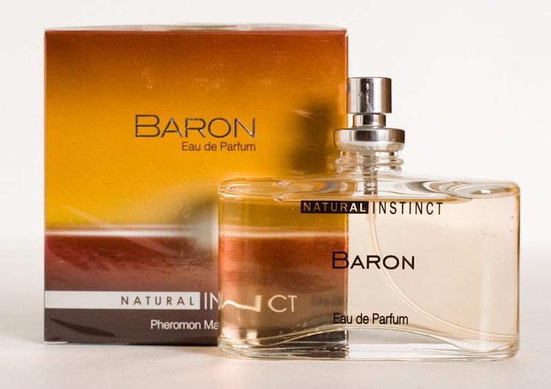 Парфюмерная вода Natural Instinct муж Baron 100 мл