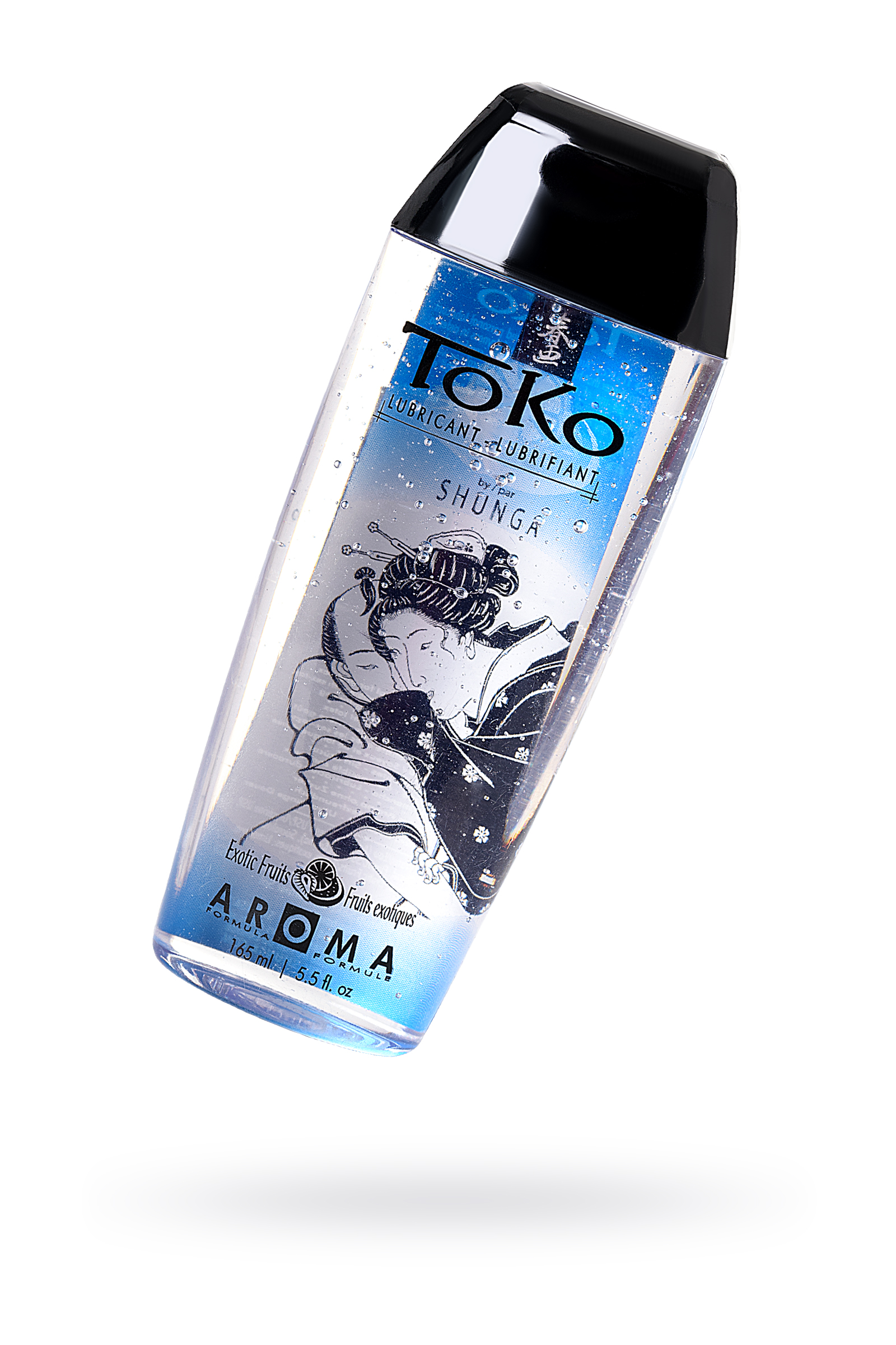 Лубрикант Shunga Toko Aroma на водной основе, со вкусом экзотических фруктов, 165 мл