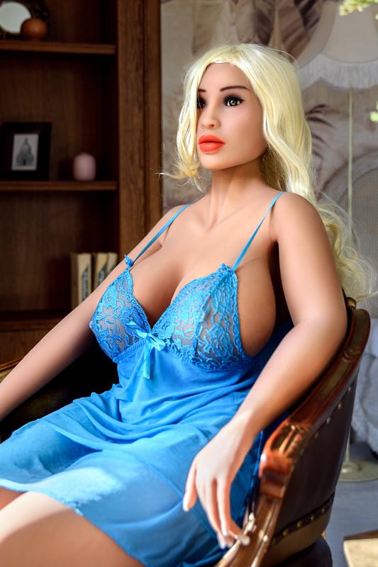 Кукла реалистичная Nancy, Lijoin, TPE, телесный, 158 см