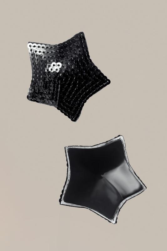 Пэстис Waname Apparel Stars в форме звезд черные