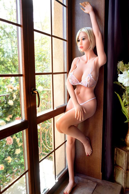 Кукла реалистичная  Lexi, Lijoin, TPE, телесный, 168 см