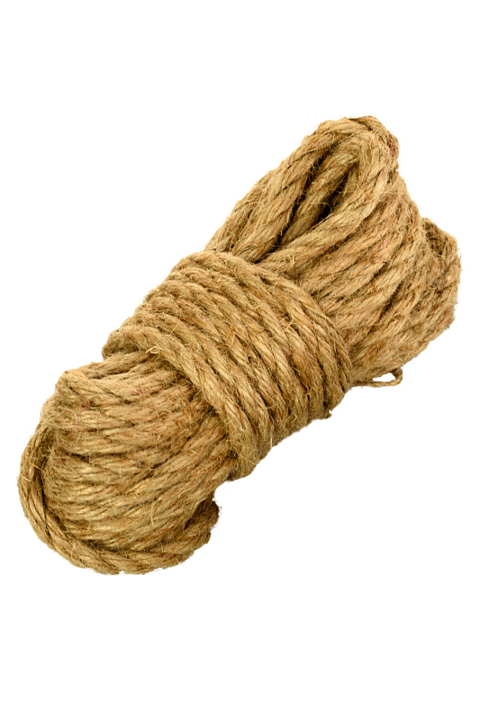 Джутовая веревка, 10 м
