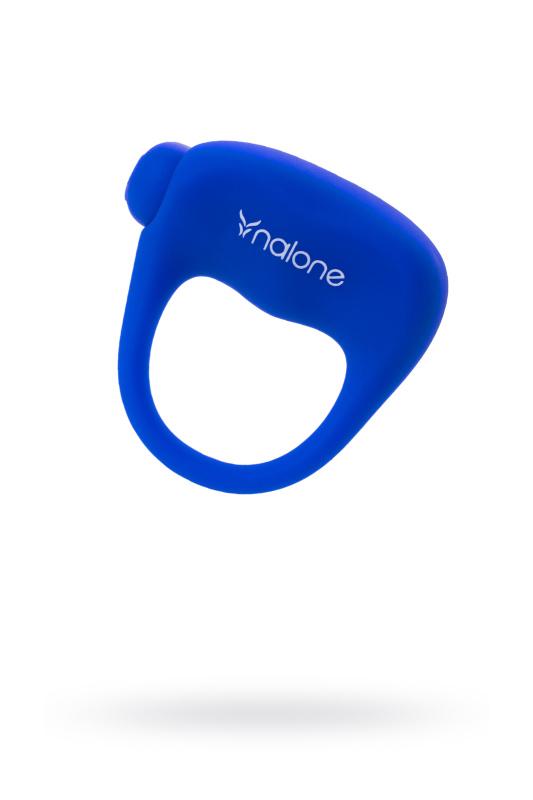 Эрекционное виброкольцо Nalone Ping, силикон, фиолетовый, 4 см