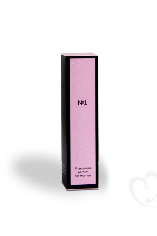 Духи с феромонами Eromantica №1 с философией парфюма Gianfranco Ferre In The Mood For Love, женские, 10 мл