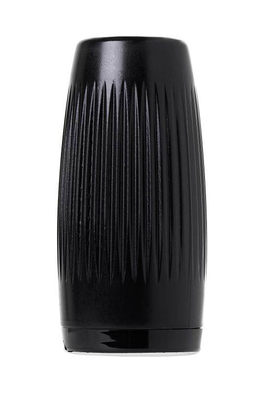 Мастурбатор нереалистичный Lovegame High pressure hard, TPE, чёрный, 15 см