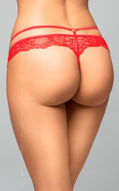 Трусики Softline Collection, красный, S/M