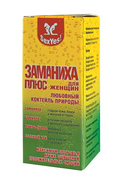 Таблетки «Заманиха Плюс» для женщин, 10 шт