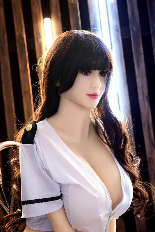 Кукла реалистичная Nora, Lijoin, TPE, телесный, 165 см