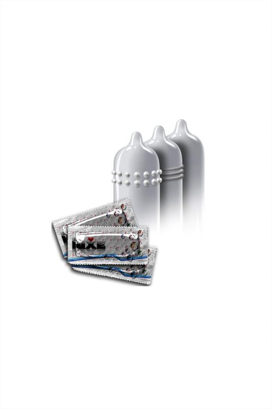 Презервативы Luxe КОНВЕРТ, Воскрешаюший мертвеца, Мята, 18 см., 3 шт. в упаковке