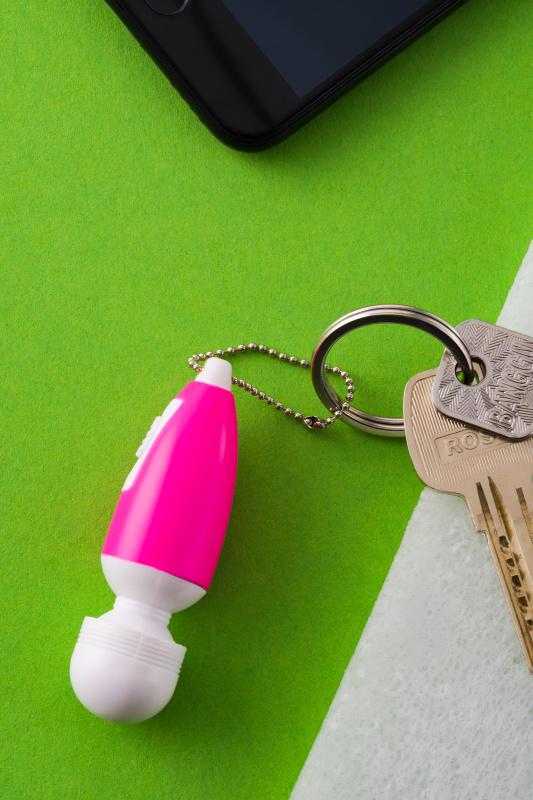 Мини вибратор Erotist Adult Toys в сиреневом и розовом цветах