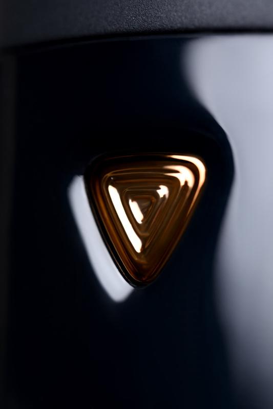 Мастурбатор, Sirens, Ares, силикон, черный, 21,5 см