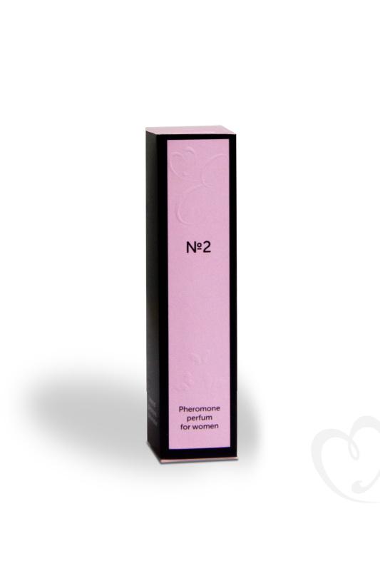 Духи с феромонами Eromantica №2 с философией парфюма Gucci Bloom, женские, 10 мл