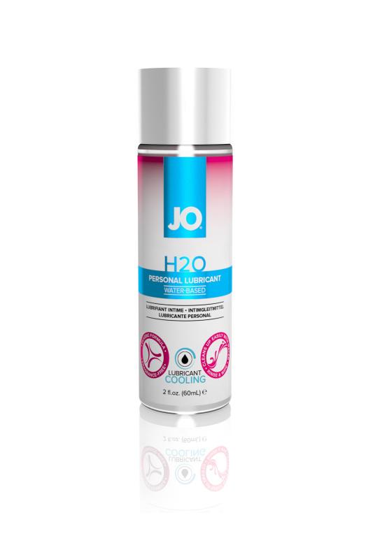 Лубрикант на водной основе для женщин с охлаждающим эффектом /JO H20 for Women Cool 60 мл